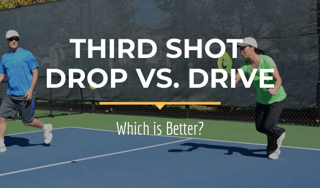 Third Shot Drop vs Drive - Which is Better?